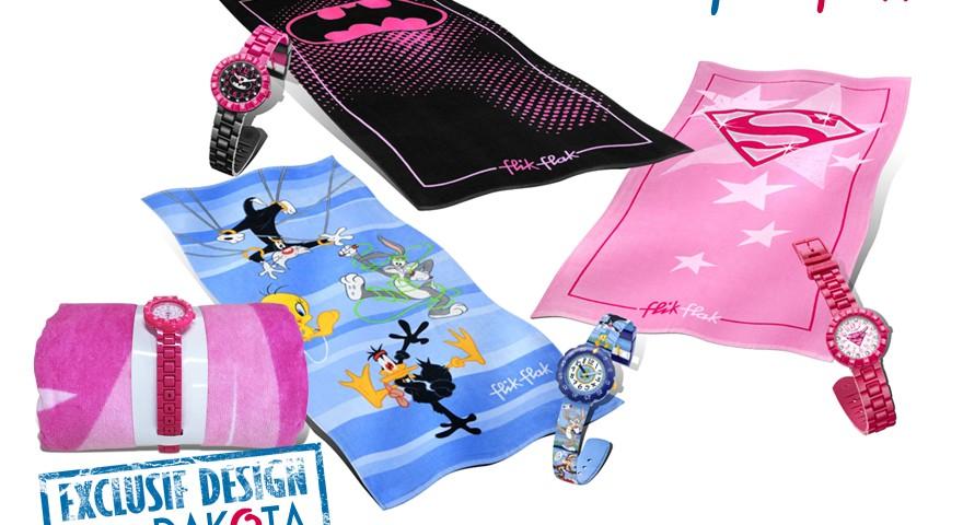 Dakota idée cadeau publicitaire objets publicitaires objet publicitaire Lyon etude de cas flikflak serviettes