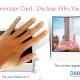 Dakota objet publicitaire client entreprise Thermocolor-Card