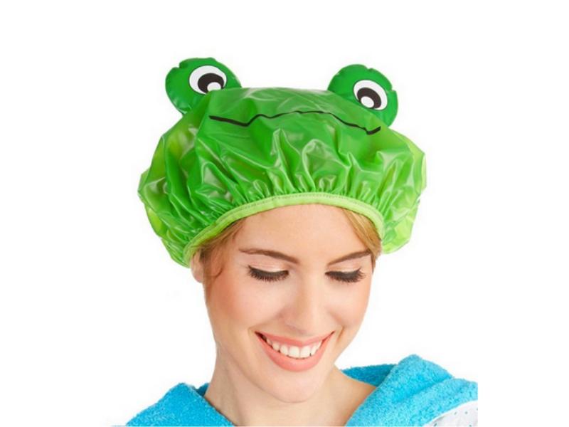 Dakota bonnet de bain grenouille objets publicitaires originaux