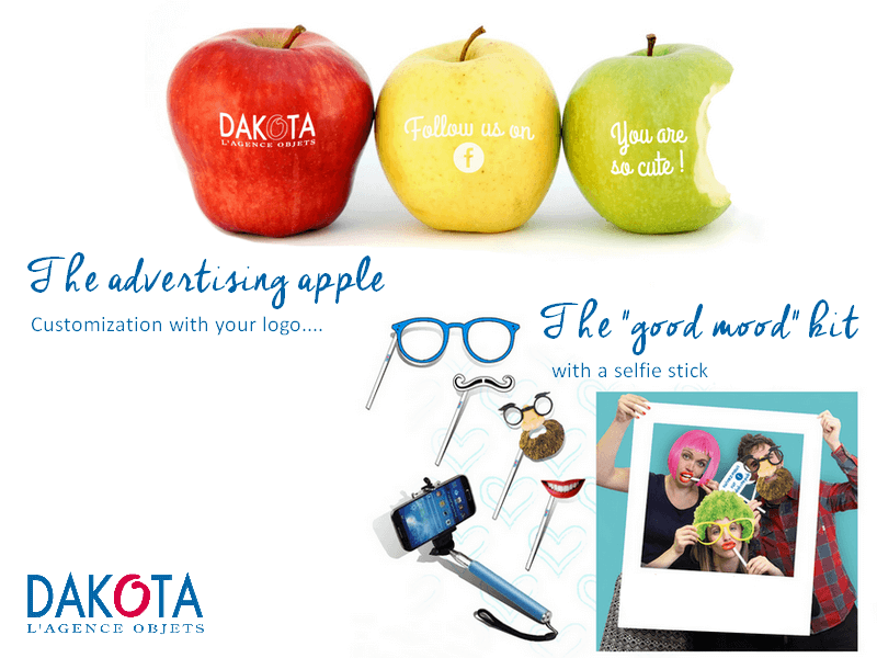 Dakota_cadeau promotionnel_idée cadeau publicitaire_advertising apple and good mood kit