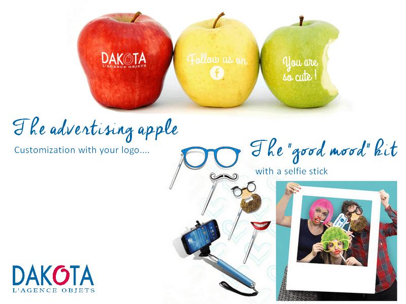 Dakota_cadeau promotionnel_idée cadeau publicitaire_advertising apple and good mood kit