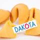 Gateau chinois message-fortune cookie personnalisé-Dakota Pub